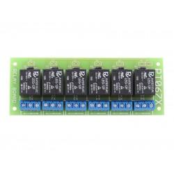 Stavebnica PT067X Infračervené diaľkové ovládanie (relé doska)