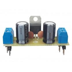 Stavebnica PT066B Miniatúrny stabilizovaný zdroj