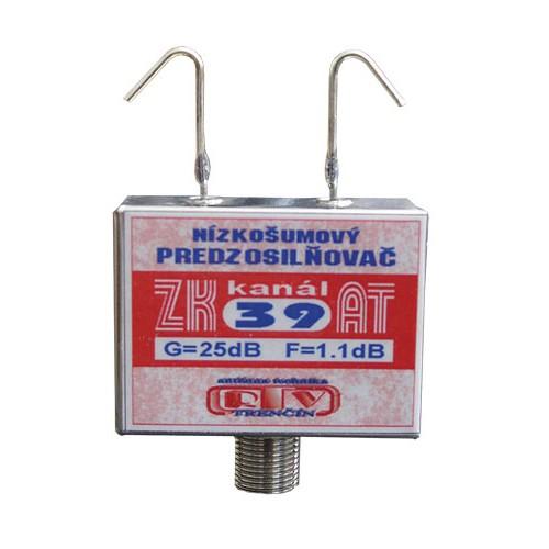 Antenný zosilňovač ZK39AT 25dB F