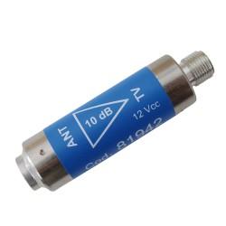 Antenný zosilňovač Emme Esse 12dB F-F 81942L