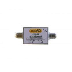 Antenný zosilňovač UHF 15dB DVBT F-F Teroz