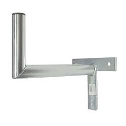 Držiak antén na stenu 35 s krížom priemer 42mm žiar.