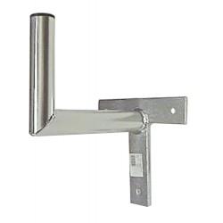 Držiak antén na stenu 25 s krížom priemer 42mm žiar.