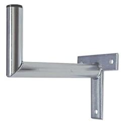 Držiak antén mini na stenu 25 s krížom priemer 35mm žiar.